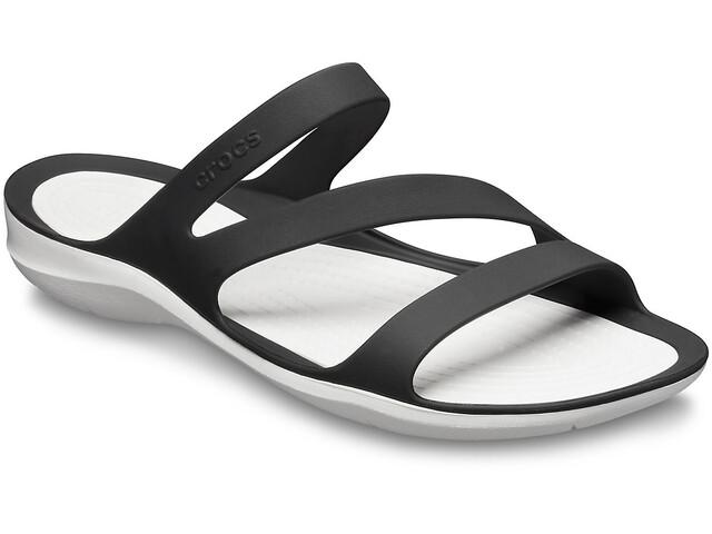 Crocs Swiftwater Sandals Women black/white